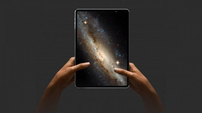 آیپد پرو مفهومی با صفحه نمایش 11.9 اینچی، Face ID، و پردازنده A12